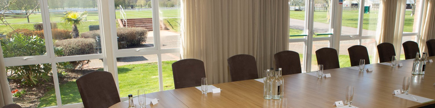 Leadon Suite Set Up Board Room - Three Counties Showground, Malvern.jpg