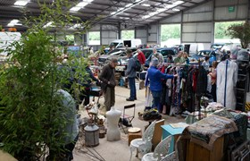Flea Fair 2 - Wye Hall - Three Counties Showground.jpg
