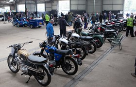 Motorbike Show - Wye Hall - Three Counties Showground.JPG