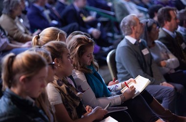 Three Counties Farming Conference - Delegates at Three Counties Farming Conference.jpg